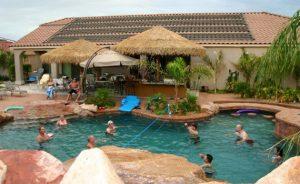 Solar Pool Spa Heating
