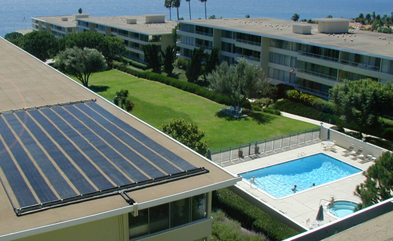Solar Heating | Solar Pool Panels | Suntrek Solar