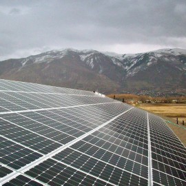 Commercial Solar Electricity